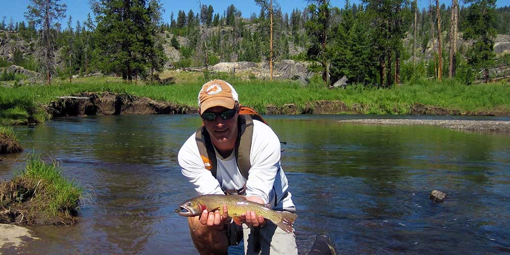 Yellowstone River hybrid